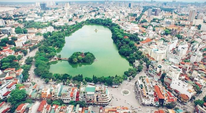 """Hanói, """"Ciudad por la Paz"""" - ảnh 1"""
