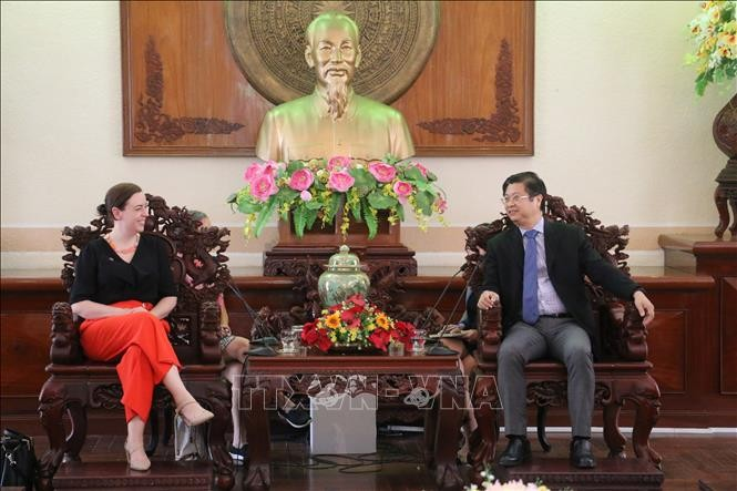 Perspectivas de cooperación multisectorial entre Australia y Can Tho - ảnh 1