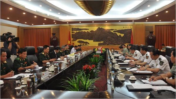 สร้างสรรค์ความไว้วางใจยุทธศาสตร์ด้านกลาโหมเวียดนาม-จีน - ảnh 1