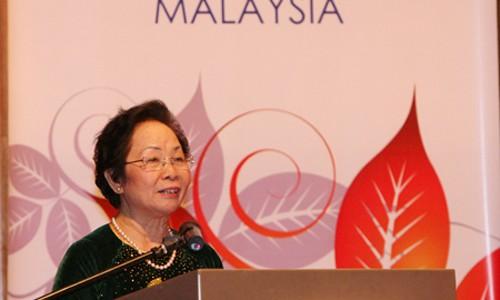 รองประธานประเทศ Nguyễn Thị Doan เข้าร่วมการประชุมสุดยอดสตรีโลก - ảnh 1