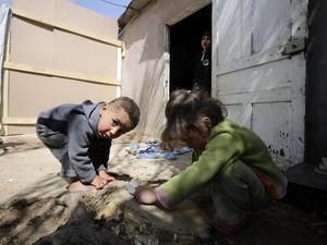 สหประชาชาติเรียกร้องให้สนับสนุนเงินที่มากเป็นประวัติการแก่ซีเรีย - ảnh 1