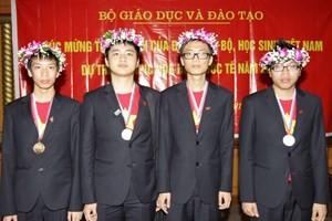 เวียดนามเป็นเจ้าภาพจัดการแข่งขันเคมีโอลิมปิกระหว่างประเทศ 2014 - ảnh 1