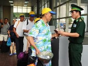 รวบรวมความคิดเห็นต่อร่างกฎหมายการเข้าออกเมืองและพำนักอาศัยของชาวต่างชาติในเวียดนาม - ảnh 1