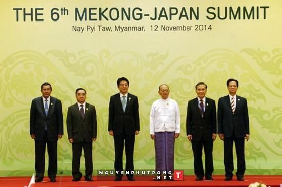 ยืนยันคำมั่นและบทบาทของเวียดนามในความร่วมมือแม่โขง-ญี่ปุ่น - ảnh 1