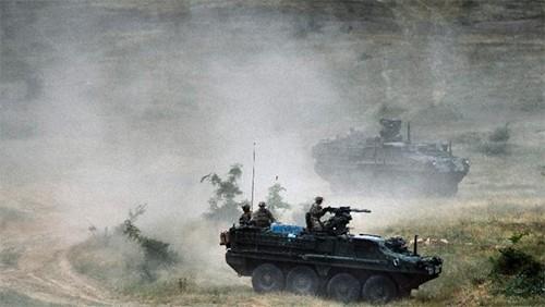 ยุทธศาสตร์การทหารใหม่ของสหรัฐ: ขยายบทบาทในการรักษาความมั่นคงของโลก - ảnh 2