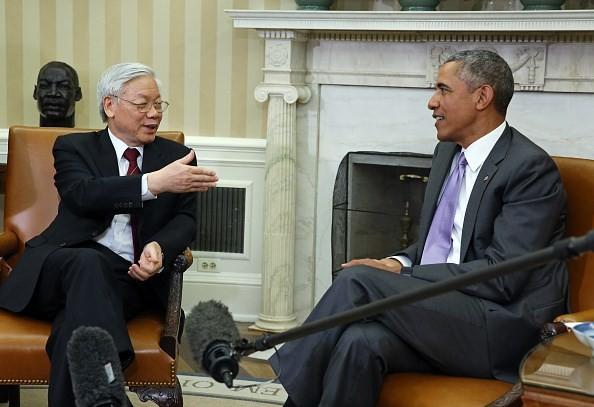 วิสัยทัศน์ความสัมพันธ์เวียดนาม-สหรัฐ: ทำให้ความสัมพันธ์หุ้นส่วนที่ยาวนานลึกซึ้งมากขึ้น - ảnh 1