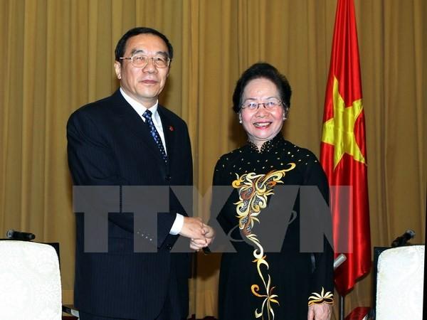 เวียดนาม-จีน:แลกเปลี่ยนประสบการณ์ในการป้องกันและต่อต้านการคอร์รัปชั่น - ảnh 1