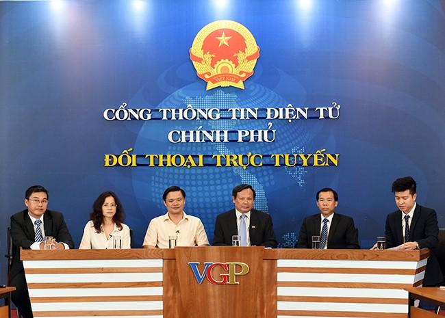 การเสวนาผ่านวีดีโอคอนเฟอร์เรนซ์เกี่ยวกับการท่องเที่ยวเวียดนามที่ปลอดภัยและเป็นมิตร - ảnh 1