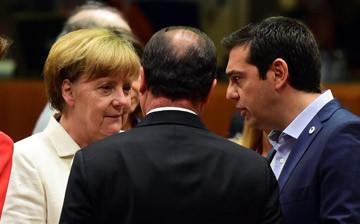 กรีซจะหลุดพ้นจากวิกฤตอย่างแท้จริงหรือไม่ - ảnh 2