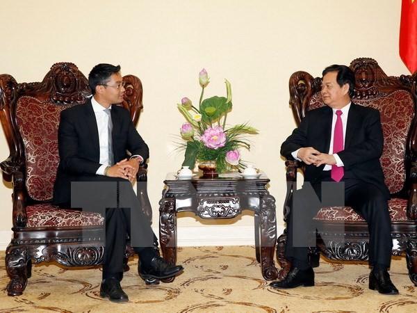 WEF จะประสานงานผลักดันการประชาสัมพันธ์ภาพลักษณ์เวียดนาม - ảnh 1