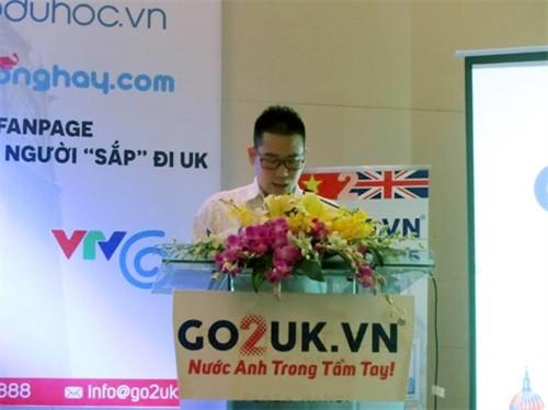เปิดตัวเว็บไซต์ส่งเสริมความร่วมมือด้านการศึกษาระหว่างเวียดนามกับอังกฤษ - ảnh 1