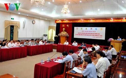 ผลักดันการประสานงานในการประชาสัมพันธ์ระหว่างแนวร่วมปิตุภูมิเวียดนามกับองค์การสมาชิก - ảnh 1