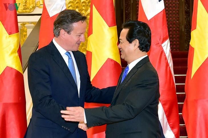 อังกฤษแสวงหาโอกาสในเอเชียตะวันออกเฉียงใต้ - ảnh 2