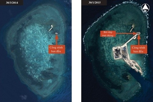 เวียดนามยืนหยัดเรียกร้องให้จีนยุติปฏิบัติการที่ละเมิดอธิปไตยของเวียดนาม - ảnh 1