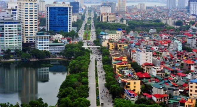 สำนักข่าวบลูมเบิร์กพยากรณ์ว่าการขยายตัวจีดีพีของเวียดนามในปี 2016จะสูงเป็นอันดับ2ของโลก - ảnh 1