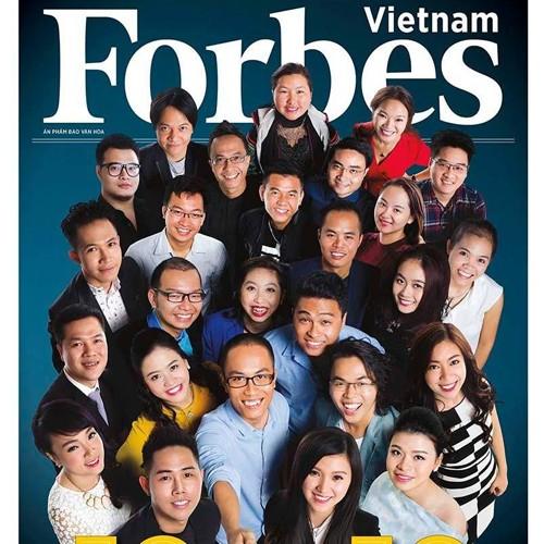 นิตยสาร Forbes เวียดนามประกาศรายชื่อดาวรุ่งของสาขาอาชีพต่างๆที่มีอายุไม่เกิน 30 ปีประจำปี 2016 - ảnh 1