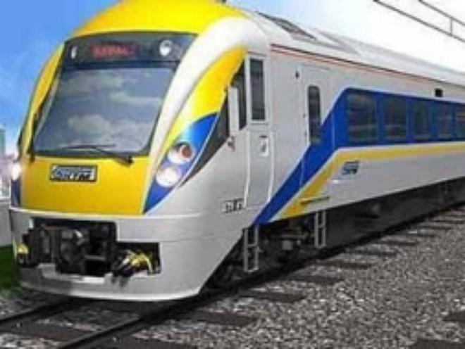รถไฟความเร็วสูงที่เชื่อมมาเลเซียกับสิงคโปร์ - ảnh 1