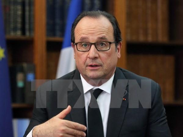 ฝรั่งเศสจะเสริมสร้างความเข้มแข็งหน่วยปืนใหญ่ให้แก่กองทัพอิรัก - ảnh 1