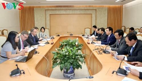ข้อเสนอแนะของบีเอ็นพีParibasเกี่ยวกับการแปรบริษัทภาครัฐเป็นบริษัทหุ้นส่วนมีความหมายต่อรัฐบาลเวียดนาม - ảnh 1