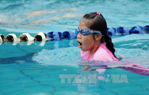 เวียดนาม-ญี่ปุ่นผลักดันความร่วมมือพัฒนาการกีฬาให้แก่คนพิการ - ảnh 1