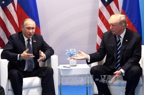 ประธานาธิบดีรัสเซียและสหรัฐเจรจานอกรอบการประชุมสุดยอดจี 20 - ảnh 1