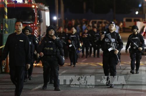 ฟิลิปปินส์เพิ่มความเข้มงวดในการรักษาความปลอดภัยให้แก่การประชุมต่างๆ - ảnh 1