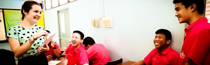 รูปแบบสอนภาษาอังกฤษเพื่อผสมผสานเข้ากับอาเซียนในประเทศไทย - ảnh 1