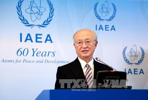 ไอเออีเอยืนยันว่า อิหร่านกำลังปฏิบัติตามข้อตกลงด้านนิวเคลียร์ - ảnh 1