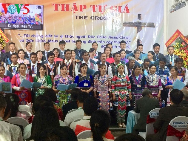 เปิดการประชุมใหญ่สมาคมคาทอลิกเวียดนามครั้งที่ 5 - ảnh 1
