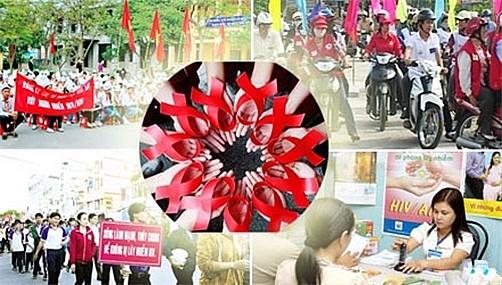 ฮานอยปฏิบัติกิจกรรมต่างๆที่เป็นรูปธรรมในเดือนปฏิบัติการเพื่อป้องกันและต่อต้านโรคเอดส์ - ảnh 1