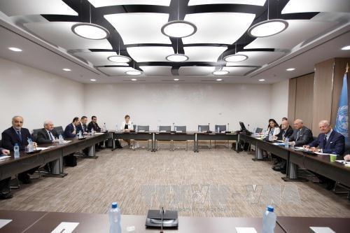 คณะผู้แทนของรัฐบาลซีเรียระงับการเข้าร่วมการเจรจาเจนีวา - ảnh 1
