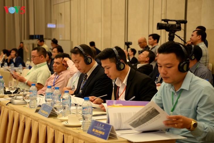 ผลักดันความร่วมมือระหว่างประเทศเพื่อสันติภาพและเสถียรภาพของทะเลตะวันออก - ảnh 3