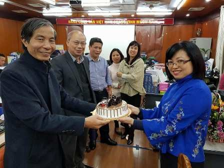 60 ปีแห่งการพัฒนาของรายการภาคภาษาไทย สถานีวิทยุเวียดนาม - ảnh 2