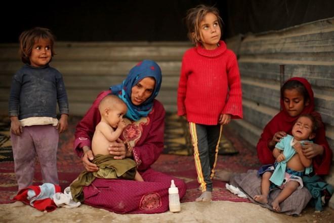 สหประชาชาติออกคำเตือนเกี่ยวกับภัยพิบัติด้านมนุษยธรรมในซีเรีย - ảnh 1