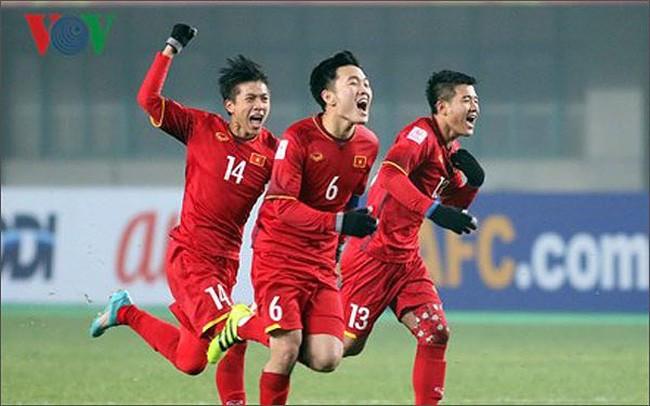 ยินดีกับทีมชาติเวียดนาม - ảnh 1