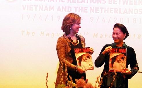 เวียดนาม-เนเธอร์แลนด์มุ่งสู่ความสัมพันธ์หุ้นส่วนยุทธศาสตร์ในทุกด้าน - ảnh 1