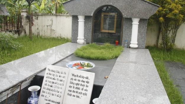 หมู่บ้านหวูด่ายมีความภาคภูมิใจเนื่องจากเป็นบ้านเกิดของนักเขียน นามกาว - ảnh 1