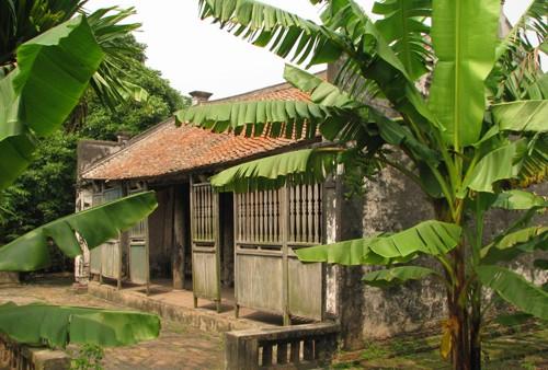 หมู่บ้านหวูด่ายมีความภาคภูมิใจเนื่องจากเป็นบ้านเกิดของนักเขียน นามกาว - ảnh 2