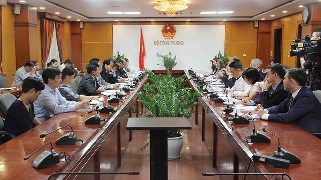 อียูให้การสนับสนุนเงิน 108 ล้านยูโรแก่เวียดนามเพื่อปฏิรูปหน่วยงานพลังงาน - ảnh 1