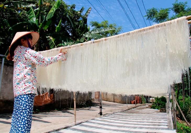 การพัฒนาหมู่บ้านศิลปาชีพในจังหวัดฟู้เถาะ - ảnh 1
