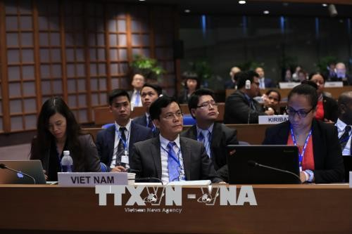 ESCAPに、ベトナム代表団が出席 - ảnh 1