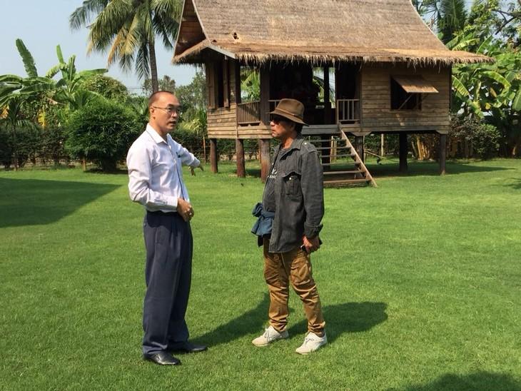 ผู้ที่มีส่วนร่วมเชื่อมสายสัมพันธ์มิตรภาพไทย-เวียดนาม - ảnh 1
