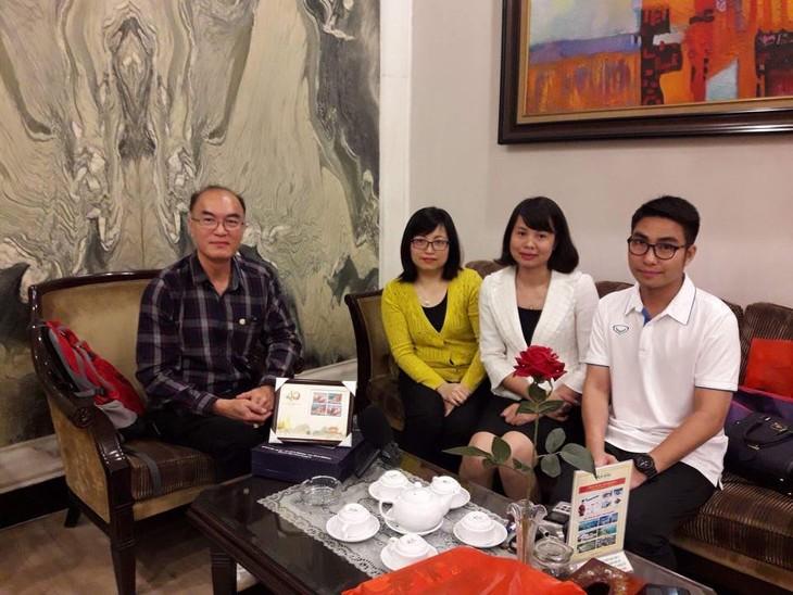 ผู้ที่มีส่วนร่วมเชื่อมสายสัมพันธ์มิตรภาพไทย-เวียดนาม - ảnh 4