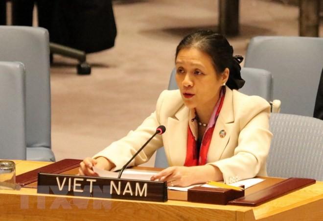 เวียดนามประณามทุกปฏิบัติการใช้ความรุนแรงต่อประชาชนผู้บริสุทธิ์ - ảnh 1