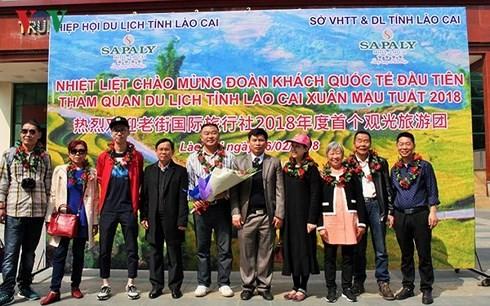 นักท่องเที่ยวต่างชาติที่เดินทางมาเที่ยวเวียดนามบรรลุกว่า 6.7 ล้านคน - ảnh 1
