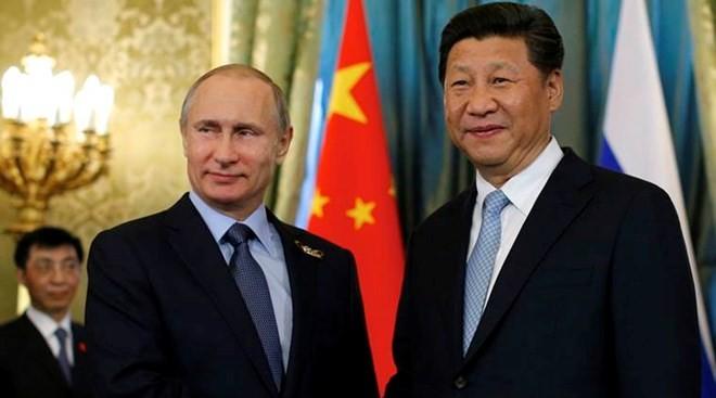 จีนให้ความสำคัญต่อความหมายของการเยือนจีนของประธานาธิบดีรัสเซีย - ảnh 1