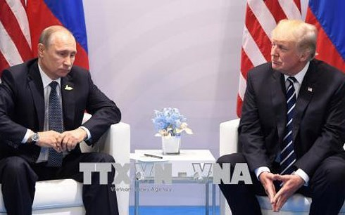 รัสเซียและสหรัฐเห็นพ้องจัดการพบปะสุดยอด - ảnh 1