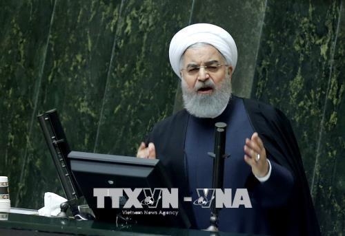 อิหร่านยืนยันถึงความปรารถนาที่จะธำรงข้อตกลงสันติภาพ - ảnh 1