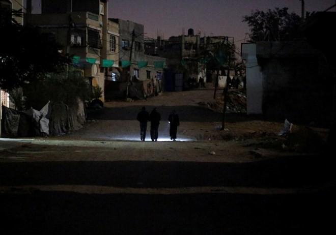 สหประชาชาติประกาศเตือนภัยเกี่ยวกับวิกฤตพลังงานที่รุนแรงในฉนวนกาซ่า - ảnh 1