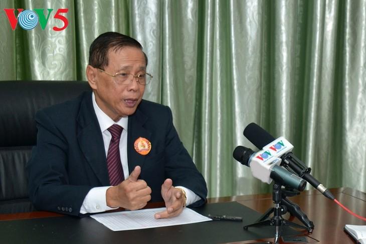 รัฐบาลชุดใหม่ของกัมพูชาให้ความสำคัญต่อการสร้างสรรค์ความสัมพันธ์ยุทธศาสตร์กับเวียดนาม - ảnh 1